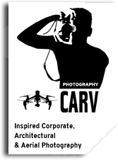 CARV Photography, Inspired Corporate, Architectural & Aerial Photography